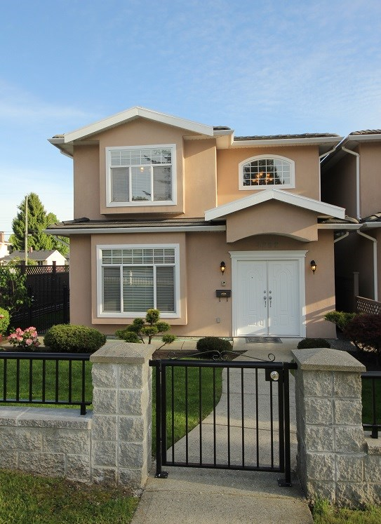 Main Photo: 4292 PARKER Street in Burnaby: Willingdon Heights House 1/2 Duplex for sale (Burnaby North)  : MLS® # R2168960