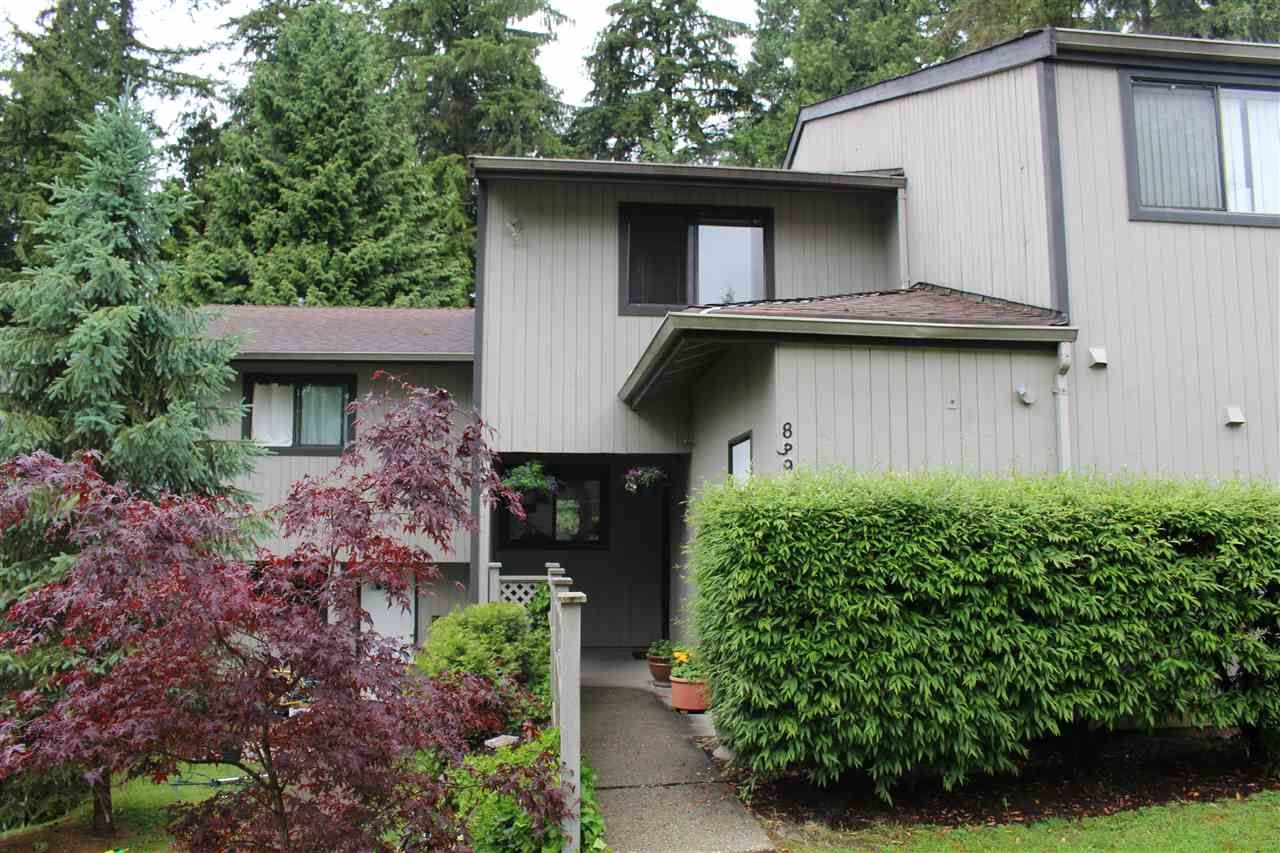 "Main Photo: 839 ALEXANDER Bay in Port Moody: North Shore Pt Moody Townhouse for sale in ""WOODSIDE VILLAGE"" : MLS® # R2172348"