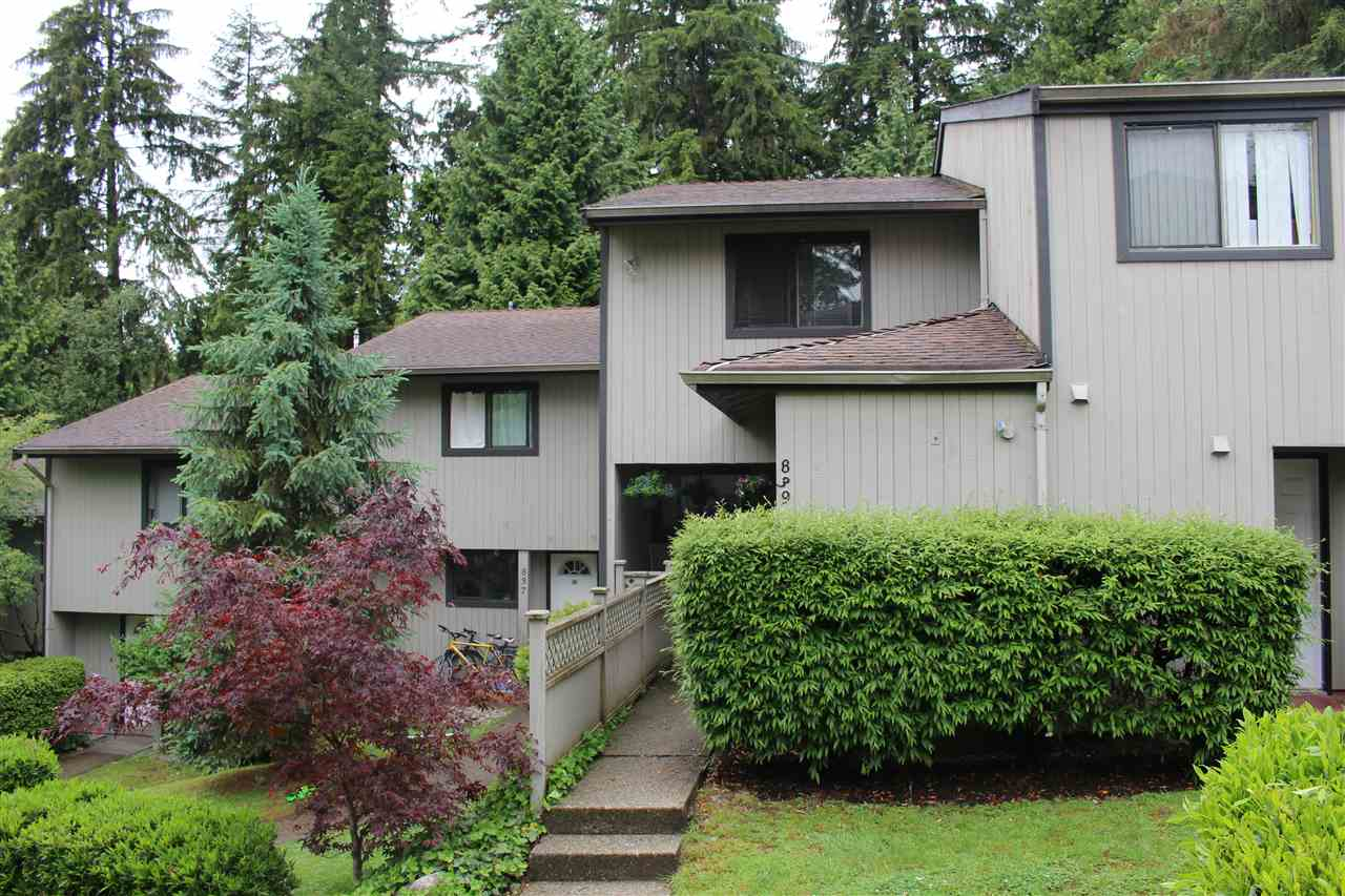 "Photo 20: 839 ALEXANDER Bay in Port Moody: North Shore Pt Moody Townhouse for sale in ""WOODSIDE VILLAGE"" : MLS® # R2172348"
