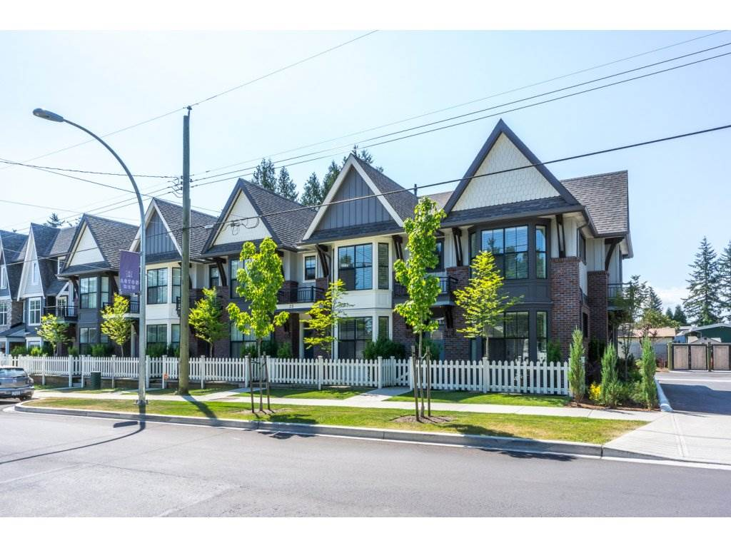 "Main Photo: 25 33460 LYNN Avenue in Abbotsford: Central Abbotsford Townhouse for sale in ""Aston Row"" : MLS(r) # R2186994"