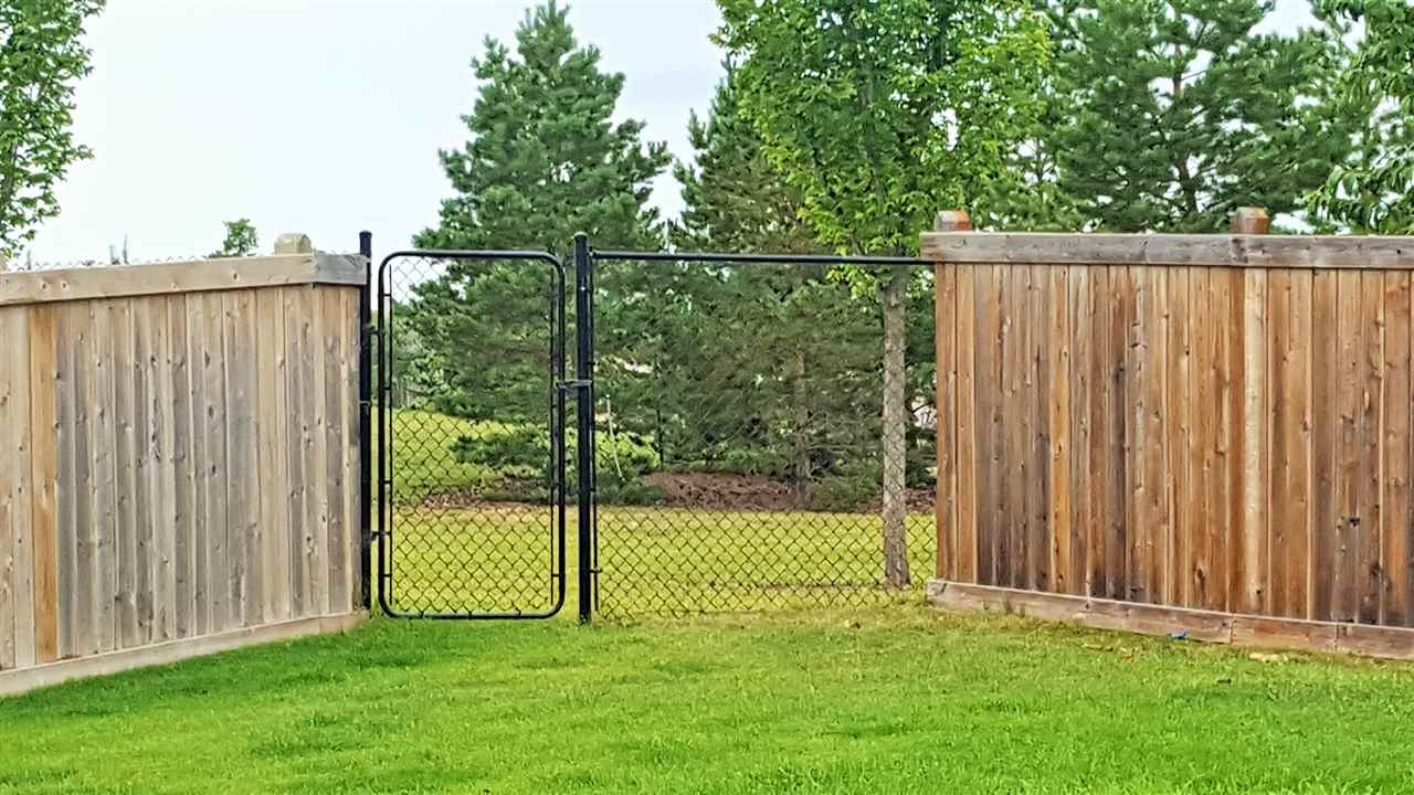 Gate from your own backyard to Ellersilie Community Park!!