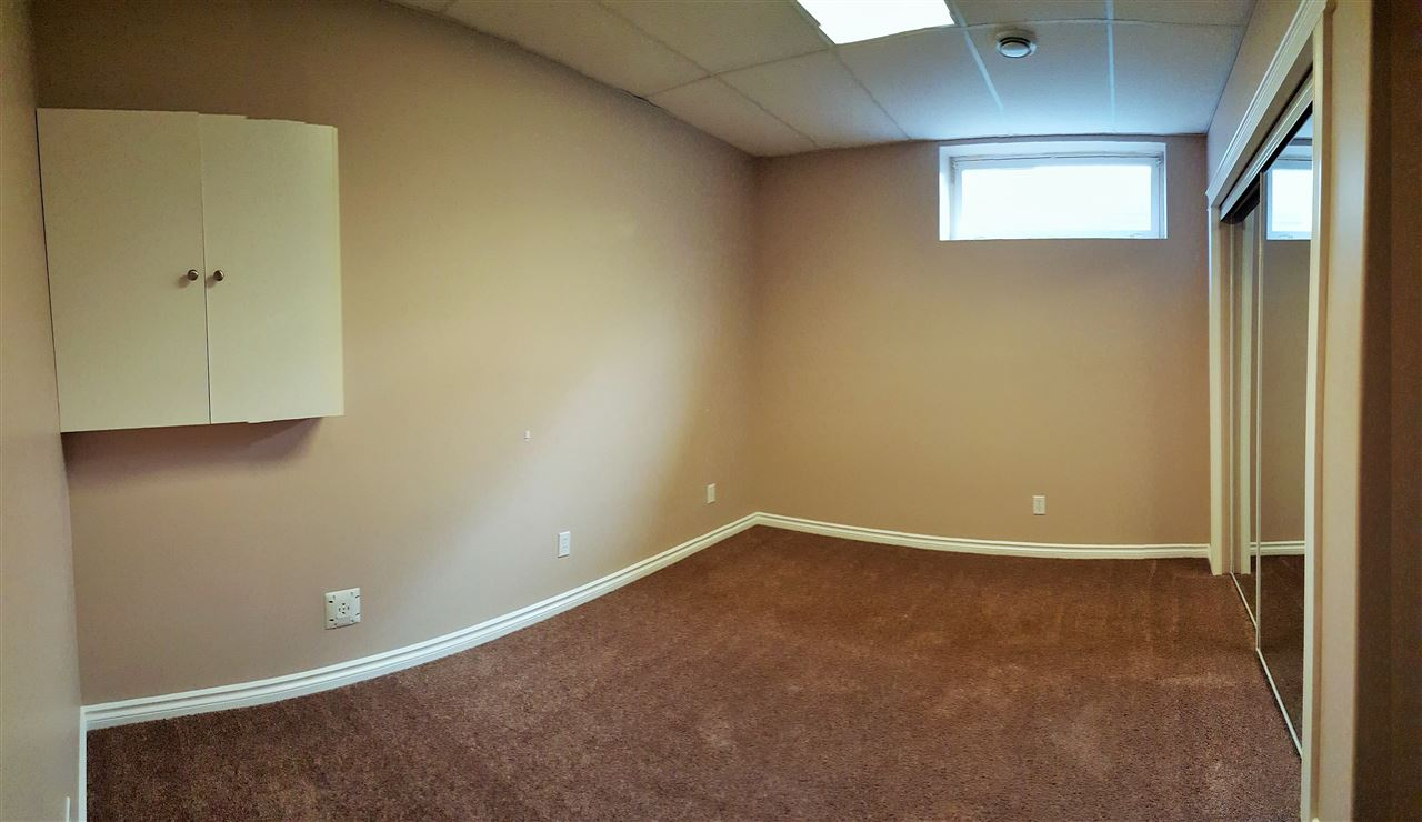 Large basement bedroom!