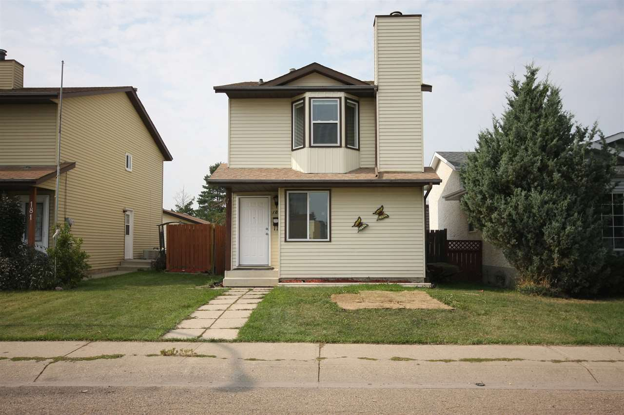 Main Photo: 183 kiniski Crescent in Edmonton: Zone 29 House for sale : MLS® # E4078191