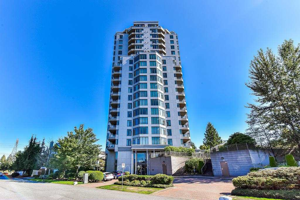 "Main Photo: 1101 13880 101 Avenue in Surrey: Whalley Condo for sale in ""THE ODYSSEY"" (North Surrey)  : MLS® # R2198653"