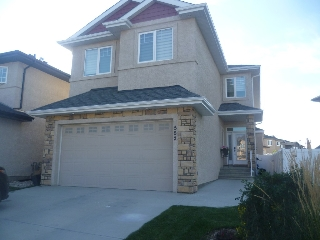 Main Photo: 552 Albany Way (Basement Suite) in Edmonton: Basement Suite for rent
