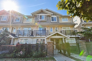 "Main Photo: 63 6383 140 Street in Surrey: Sullivan Station Townhouse for sale in ""Panorama West Village"" : MLS® # R2205776"