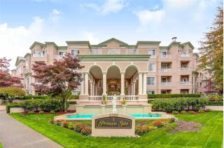 "Main Photo: 308 2995 PRINCESS Crescent in Coquitlam: Canyon Springs Condo for sale in ""PRINCESS GATE"" : MLS® # R2226838"