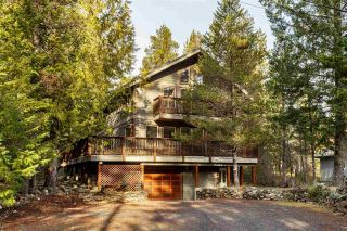 "Main Photo: 86 CLOUDBURST Road in Whistler: Black Tusk - Pinecrest House for sale in ""Black Tusk"" : MLS® # R2228691"