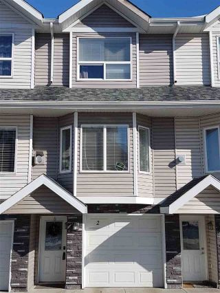 Main Photo:  in Edmonton: Zone 27 Townhouse for sale : MLS® # E4098715