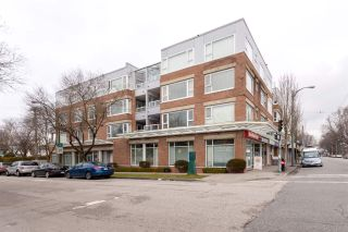 "Main Photo: 206 2103 W 45TH Avenue in Vancouver: Kerrisdale Condo for sale in ""The Legend"" (Vancouver West)  : MLS® # R2245216"