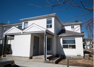 Main Photo: 122 603 YOUVILLE Drive NW in Edmonton: Zone 29 Townhouse for sale : MLS®# E4106212
