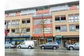 Main Photo: 318 2250 COMMERCIAL Drive in Vancouver: Grandview VE Condo for sale (Vancouver East)  : MLS®# R2263045