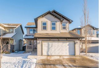 Main Photo: 719 173 street in Edmonton: Zone 56 House for sale : MLS®# E4108978