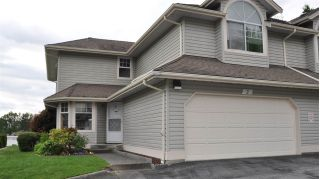 "Main Photo: 2 22538 116TH Avenue in Maple Ridge: East Central Townhouse for sale in ""Pollside Villa"" : MLS®# R2267696"