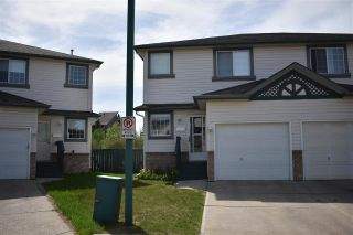 Main Photo: 22 300 HOOPER Crescent in Edmonton: Zone 35 House Half Duplex for sale : MLS®# E4111051