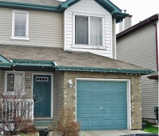 Main Photo: 48 700 Bothwell Drive: Sherwood Park Townhouse for sale : MLS®# E4111612