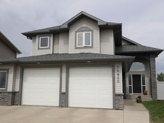 Main Photo: 14820 14 Street in Edmonton: Zone 35 House for sale : MLS®# E4116139
