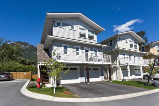 "Main Photo: 7 39885 GOVERNMENT Road in Squamish: Northyards House for sale in ""Abbey Lane"" : MLS®# R2280905"