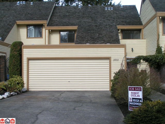Photo 2: 3711 NICO WYND Drive in Surrey: Elgin Chantrell Townhouse for sale (South Surrey White Rock)  : MLS(r) # F1105322