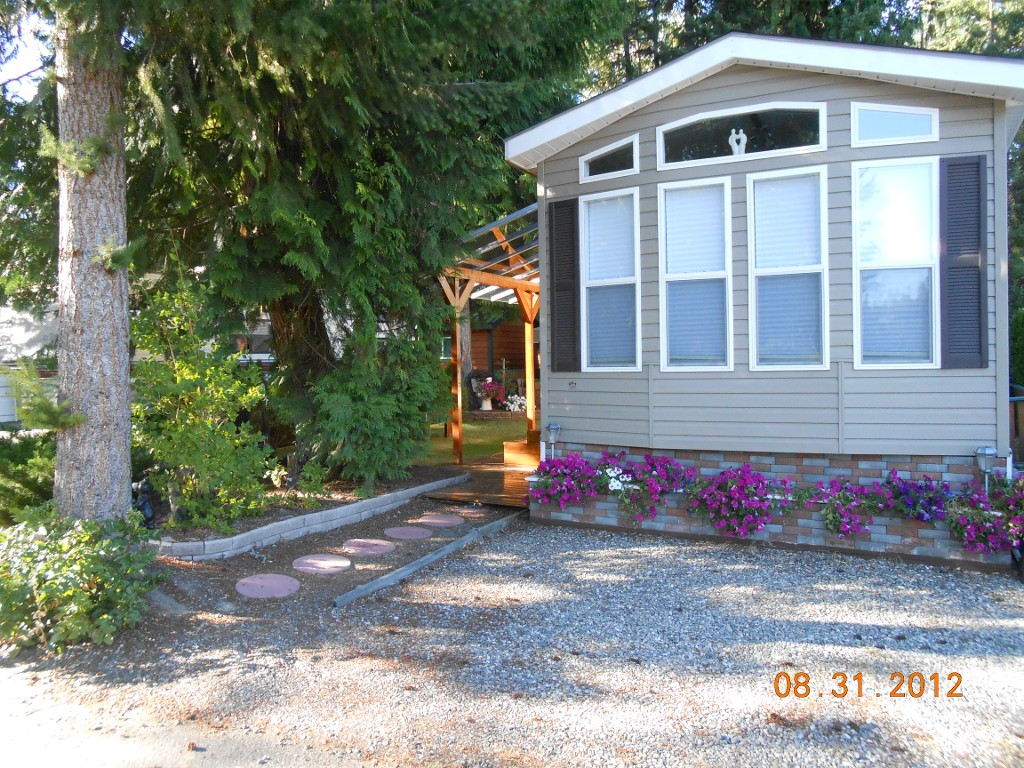 Main Photo: 126 3980 Squilax Anglemont Road in Scotch Creek: Recreational for sale : MLS® # 10071045