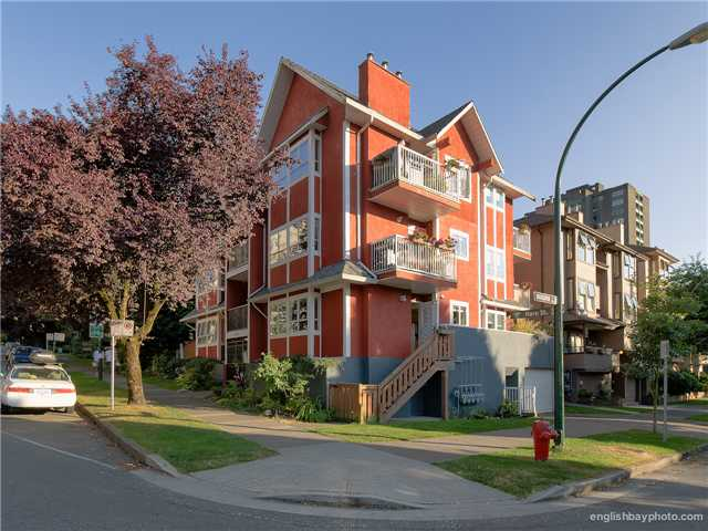 Main Photo: 102 1388 Haro Street in Vancouver: Condo for sale : MLS® # V967312
