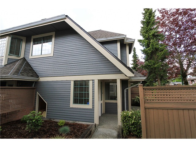 "Main Photo: 34 355 DUTHIE Avenue in Burnaby: Westridge BN Townhouse for sale in ""TAPESTRY"" (Burnaby North)  : MLS® # V1062631"