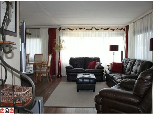 Main Photo: # 273 1840 160TH ST in : King George Corridor Manufactured Home for sale : MLS®# F1212134