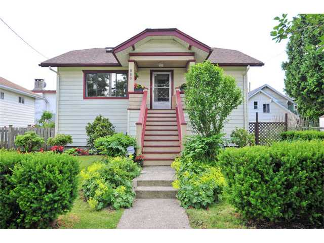 Main Photo: 980 E 24TH Avenue in Vancouver: Fraser VE House for sale (Vancouver East)  : MLS® # V1071131