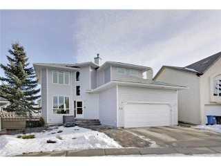 Main Photo: 68 STRADDOCK Crescent SW in Calgary: Strathcona Park House for sale : MLS® # C3653341