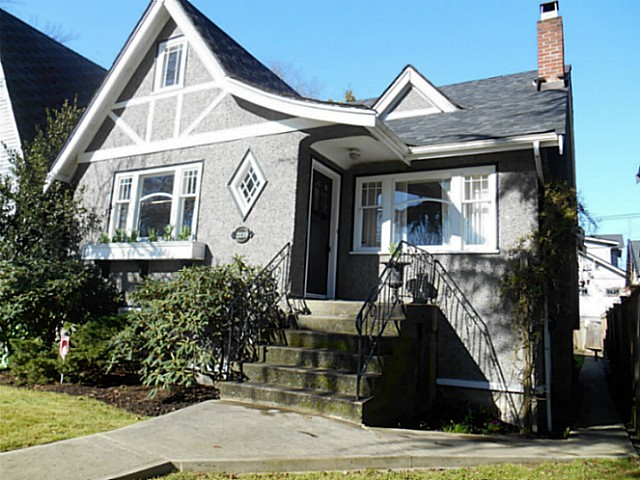 Main Photo: 2219 W 49TH Avenue in Vancouver: Kerrisdale House for sale (Vancouver West)  : MLS®# V1107729