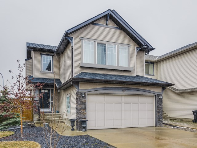 Main Photo: BRIGHTONSTONE GR SE in Calgary: New Brighton House for sale : MLS(r) # C4004953