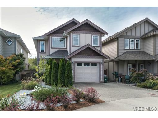 Photo 2: 967 Firehall Creek Road in VICTORIA: La Walfred Single Family Detached for sale (Langford)  : MLS(r) # 356250