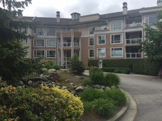 "Photo 3: 418 3629 DEERCREST Drive in North Vancouver: Roche Point Condo for sale in ""Deerfield by the Sea"" : MLS(r) # R2069368"