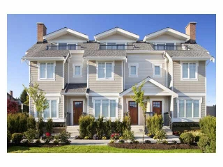 Main Photo: 16 7198 BARNET Road in Burnaby: Westridge BN Townhouse for sale (Burnaby North)  : MLS(r) # R2071672