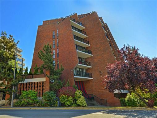 Main Photo: 304 777 Blanshard Street in VICTORIA: Vi Downtown Condo Apartment for sale (Victoria)  : MLS®# 371948