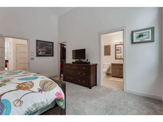 Master Bedroom with Walk In Closet & Ensuite