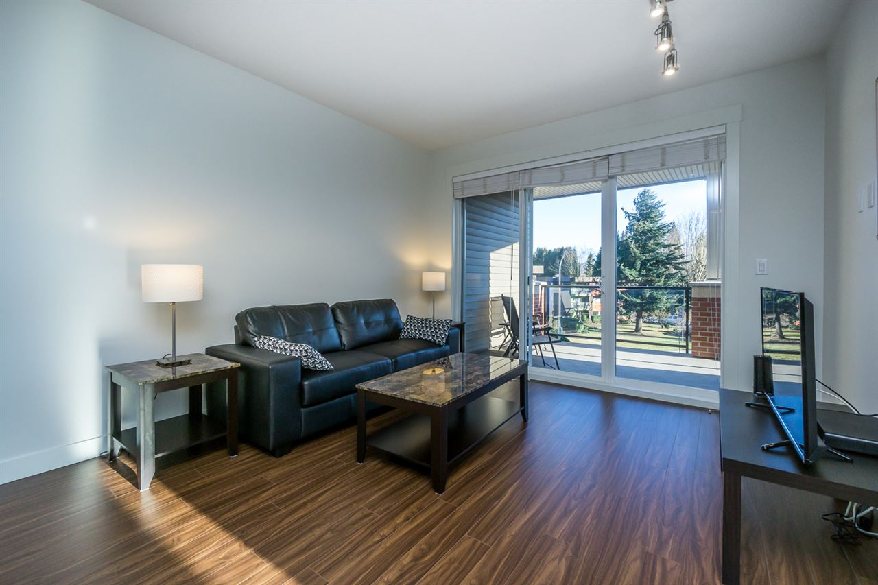 "Photo 6: 309 1975 MCCALLUM Road in Abbotsford: Central Abbotsford Condo for sale in ""The Crossing - Building A"" : MLS® # R2134982"