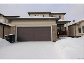 Main Photo: 7 Uppingham Place in Winnipeg: River Park South Residential for sale (2F)  : MLS® # 1701947