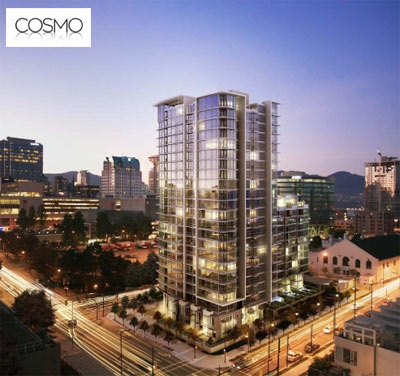 Main Photo: 2705 161 W GEORGIA Street in Vancouver: Downtown VW Condo for sale (Vancouver West)  : MLS(r) # R2159906