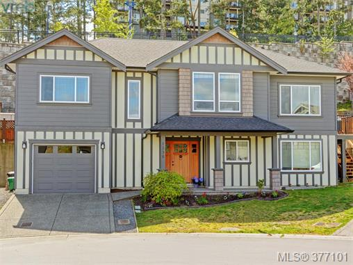 Main Photo: 1235 Clearwater Place in VICTORIA: La Westhills Single Family Detached for sale (Langford)  : MLS®# 377101