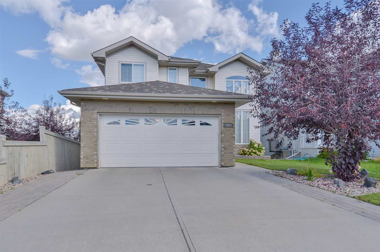 Main Photo: 1851 Lemieux Close NW in Edmonton: Zone 14 House for sale : MLS(r) # E4062399