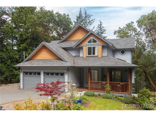 Main Photo: 1326A Ravensview Drive in VICTORIA: La Humpback Single Family Detached for sale (Langford)  : MLS(r) # 377699