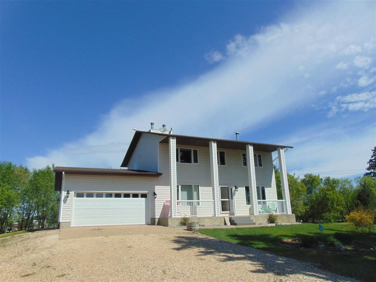 Main Photo: 61124 Rg Rd 253: Rural Westlock County House for sale : MLS(r) # E4065150