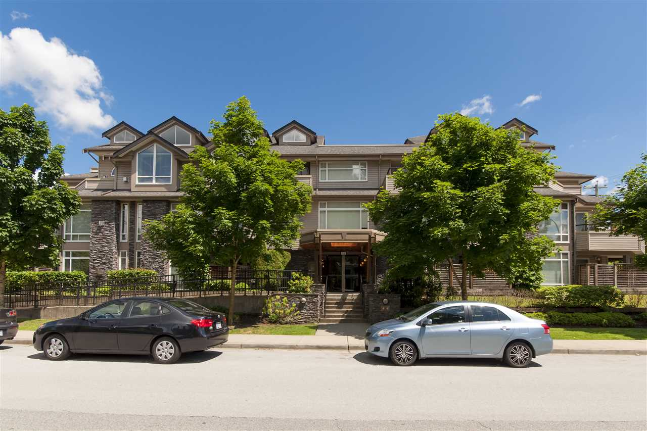 Main Photo: 206 3150 VINCENT Street in Port Coquitlam: Glenwood PQ Condo for sale : MLS® # R2176418