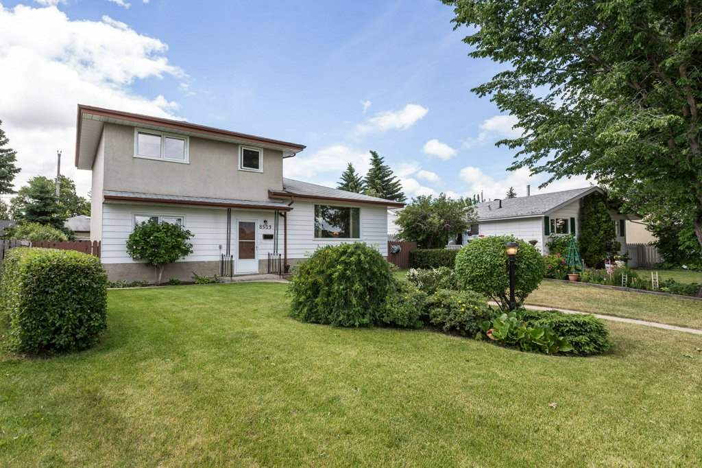 Main Photo: 8503 134A Avenue in Edmonton: Zone 02 House for sale : MLS(r) # E4070586