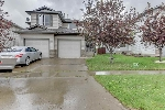 Main Photo: 8528 173 Avenue in Edmonton: Zone 28 House Half Duplex for sale : MLS(r) # E4071281