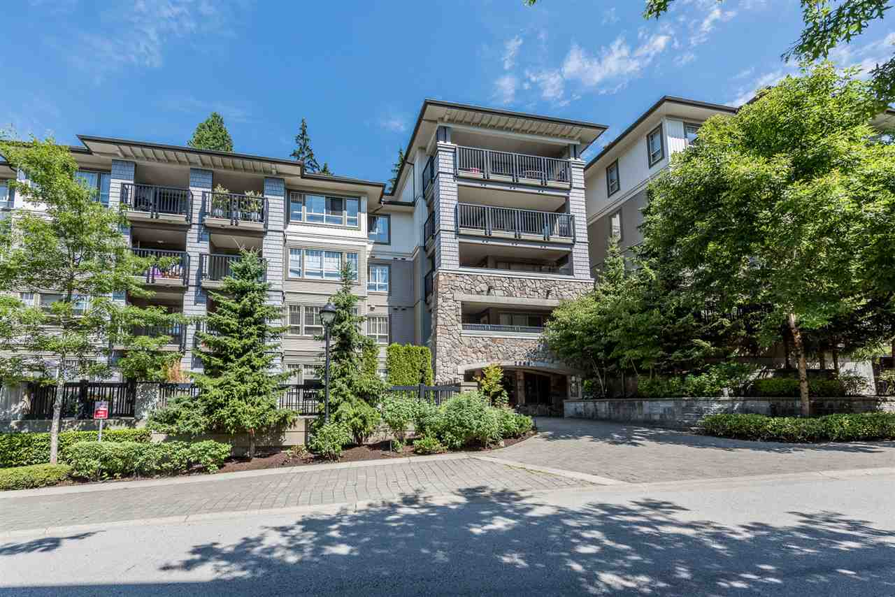"Main Photo: 508 2959 SILVER SPRINGS BLV Boulevard in Coquitlam: Westwood Plateau Condo for sale in ""TANTALUS"" : MLS® # R2185390"
