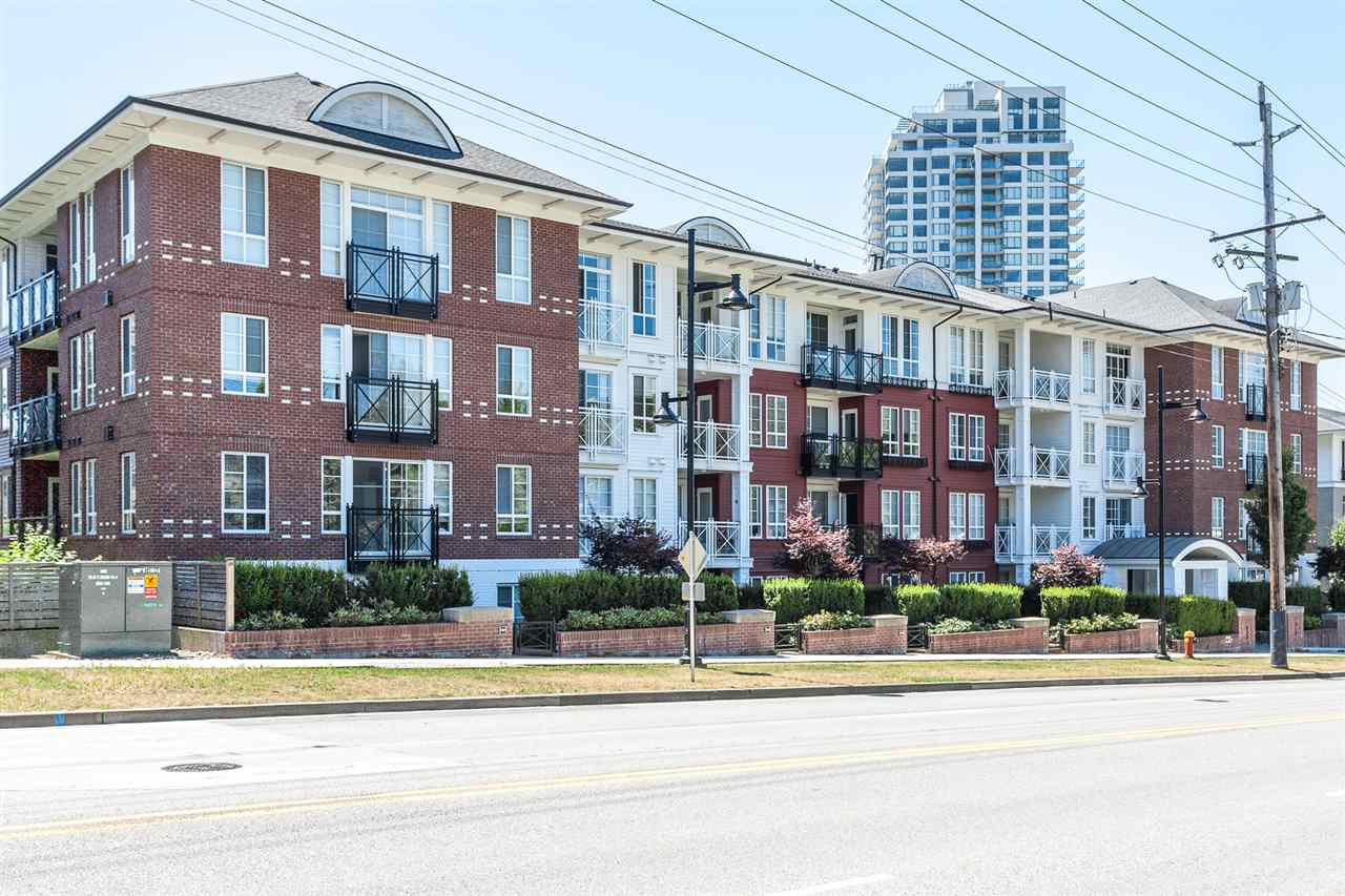 "Main Photo: 418 618 COMO LAKE Avenue in Coquitlam: Coquitlam West Condo for sale in ""EMERSON"" : MLS® # R2186246"