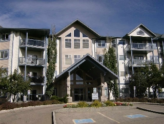 Main Photo: 111 100 FOXHAVEN Drive: Sherwood Park Condo for sale : MLS® # E4073125