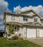 Main Photo: 13018 162A Avenue in Edmonton: Zone 27 House Half Duplex for sale : MLS® # E4082167